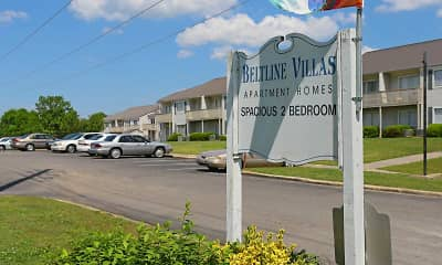 Building, Beltline Villas, 2