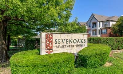 Community Signage, Sevenoaks, 2