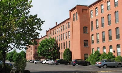 Building, Parker Place Apartments, 1