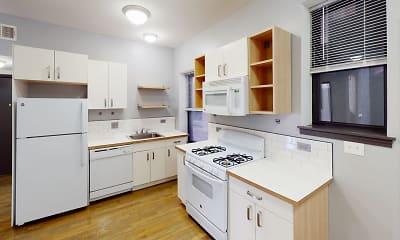 Kitchen, 5300 S Drexel, 0