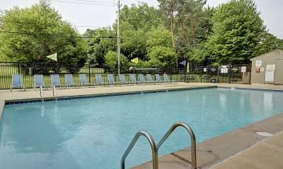Pool, Victoria Plaza, 1