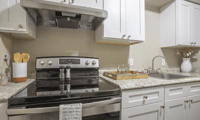 Kitchen, Greenville 105, 1