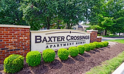 Community Signage, Baxter Crossings, 2