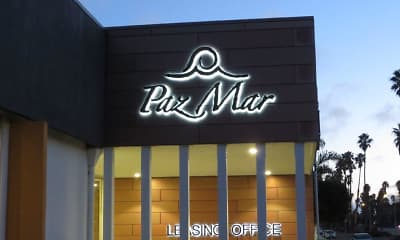 Community Signage, Paz Mar, 0