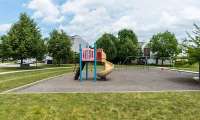 Playground, Glenview Village Apartments, 2
