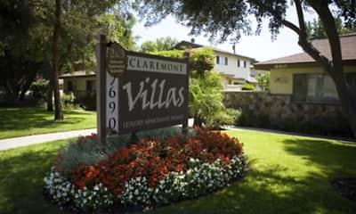 Community Signage, Claremont Villas, 2
