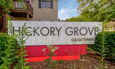 Community Signage, Hickory Grove, 2