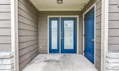 Patio / Deck, Newport Village Affordable Apartments, 2
