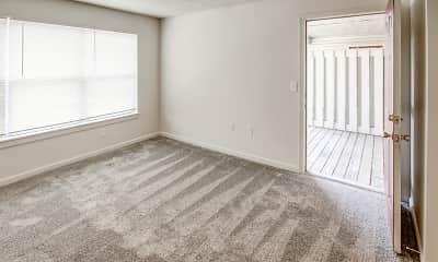 Living Room, Whispering Pines, 2