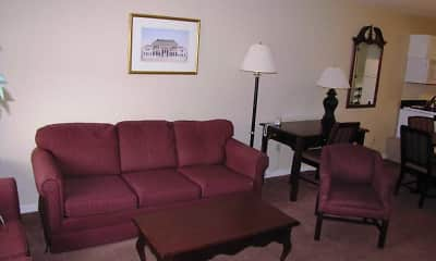 Living Room, Brookside Village, 2