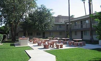 Building, Sunnybrook Apartments, 0