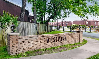 Community Signage, Westpark Meadows, 2