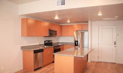 Kitchen, Clearfield Plaza, 1