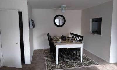 Dining Room, Westbury Harbour, 2
