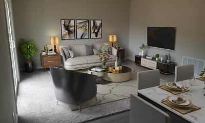Living Room, Cambridge Park, 2