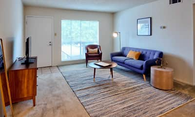 Living Room, Bayou Shadows, 0