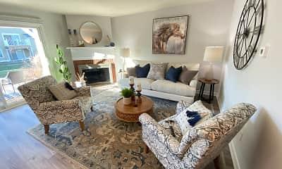 Living Room, Merrick Place, 1