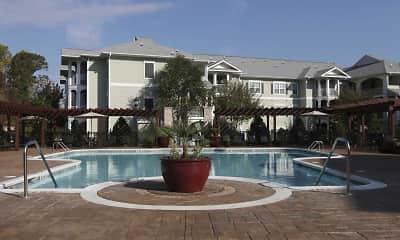 Pool, Delaney, 1
