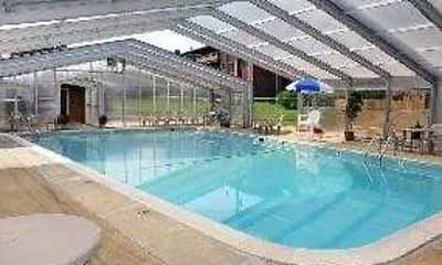 Pool, Oak Ridge Park Apartments, 1