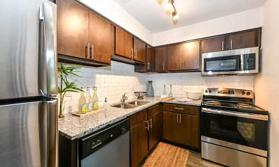 Kitchen, Carlyle of Sandy Springs, 0