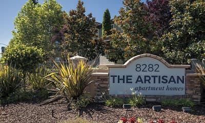 Community Signage, The Artisan, 2