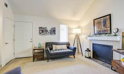 Living Room, The Corners of Copley, 0