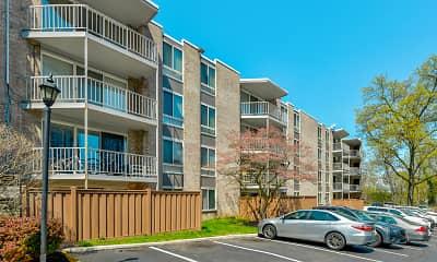 Building, West River Apartments, 2