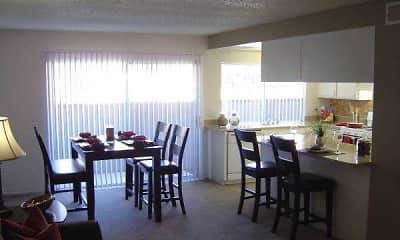 Dining Room, Amberwood Villas, 1