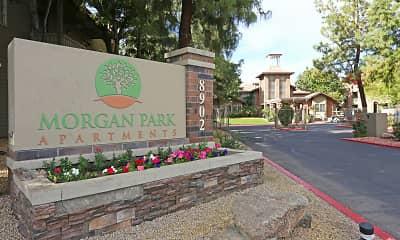 Community Signage, Morgan Park, 0