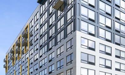 Building, The Hamilton, 0