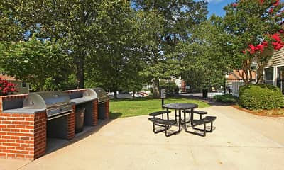 Recreation Area, Terrace Oaks, 2