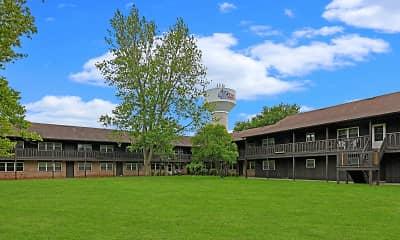 Building, Sherwood Forest Apts, 0