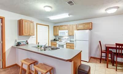 Kitchen, Park Ridge, 1