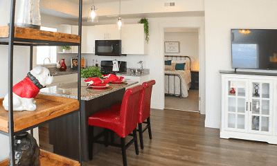Kitchen, Seasons at Southpoint, 2