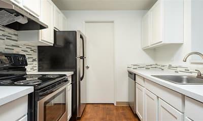 Kitchen, Riverwood Heights, 1