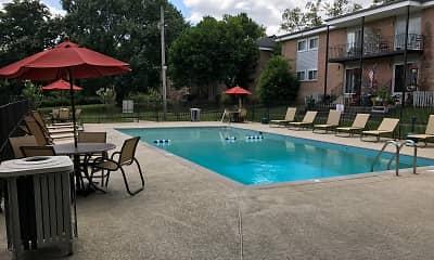 Pool, Pine Brook, 2