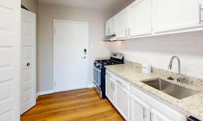 Kitchen, Westchester Tower Apartment Homes, 0