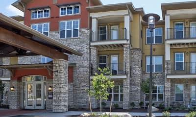 Building, Aspen Ridge, 1