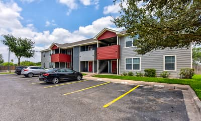 Building, Redbud Place Apartments, 1