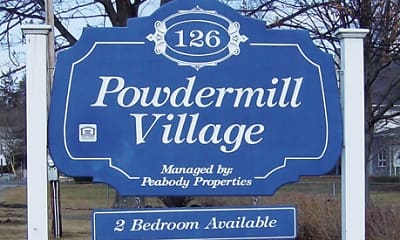 Powdermill Village Apartments, 2