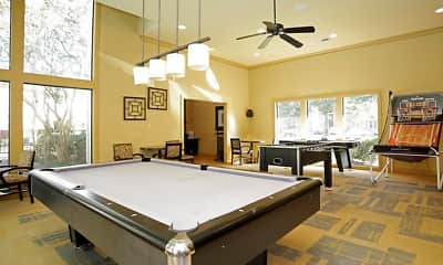 Recreation Area, Peppertree Apartments, 1