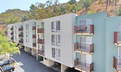 Building, Azure Glendale, 0
