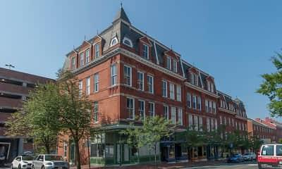 Building, University Place Apartments, 1