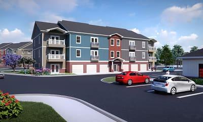 Building, Premier Flats, 0