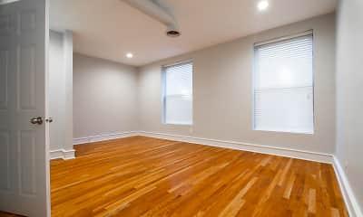 Bedroom, Van Rooy Properties - Downtown Portfolio, 2