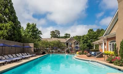 Pool, The Retreat at Peachtree City, 0