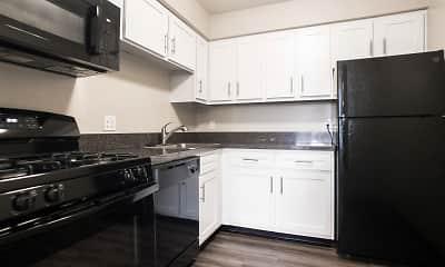 Kitchen, Coppertree, 1