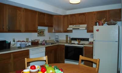 Kitchen, Alton Woods, 2