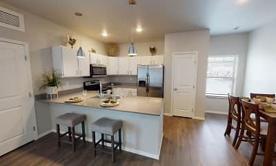 Kitchen, The Grand off 45th, 0