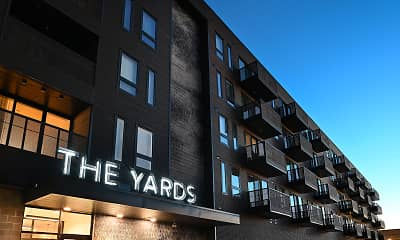 Building, The Yards, 1